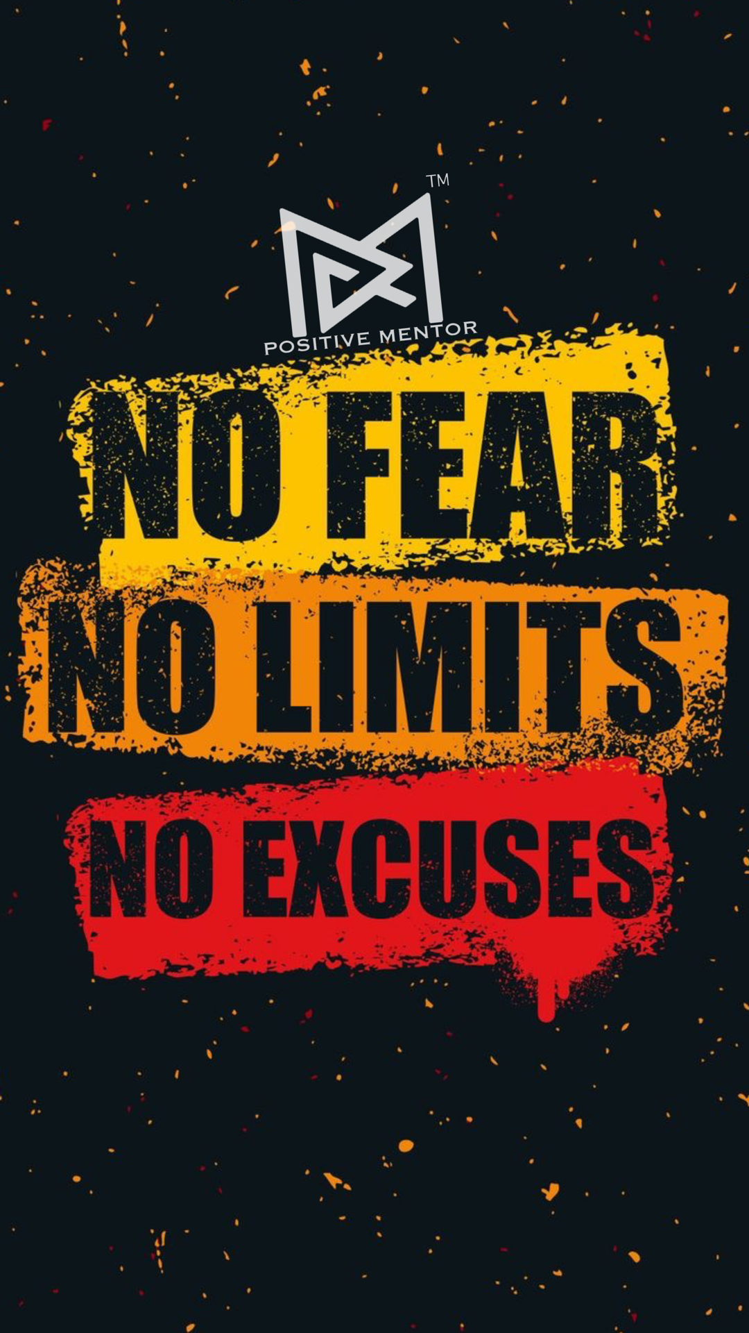 No Fear No Limit No Excuses Wallpaper Quotes Wallpaper Iphone Quotes Motivational Quotes Wallpaper
