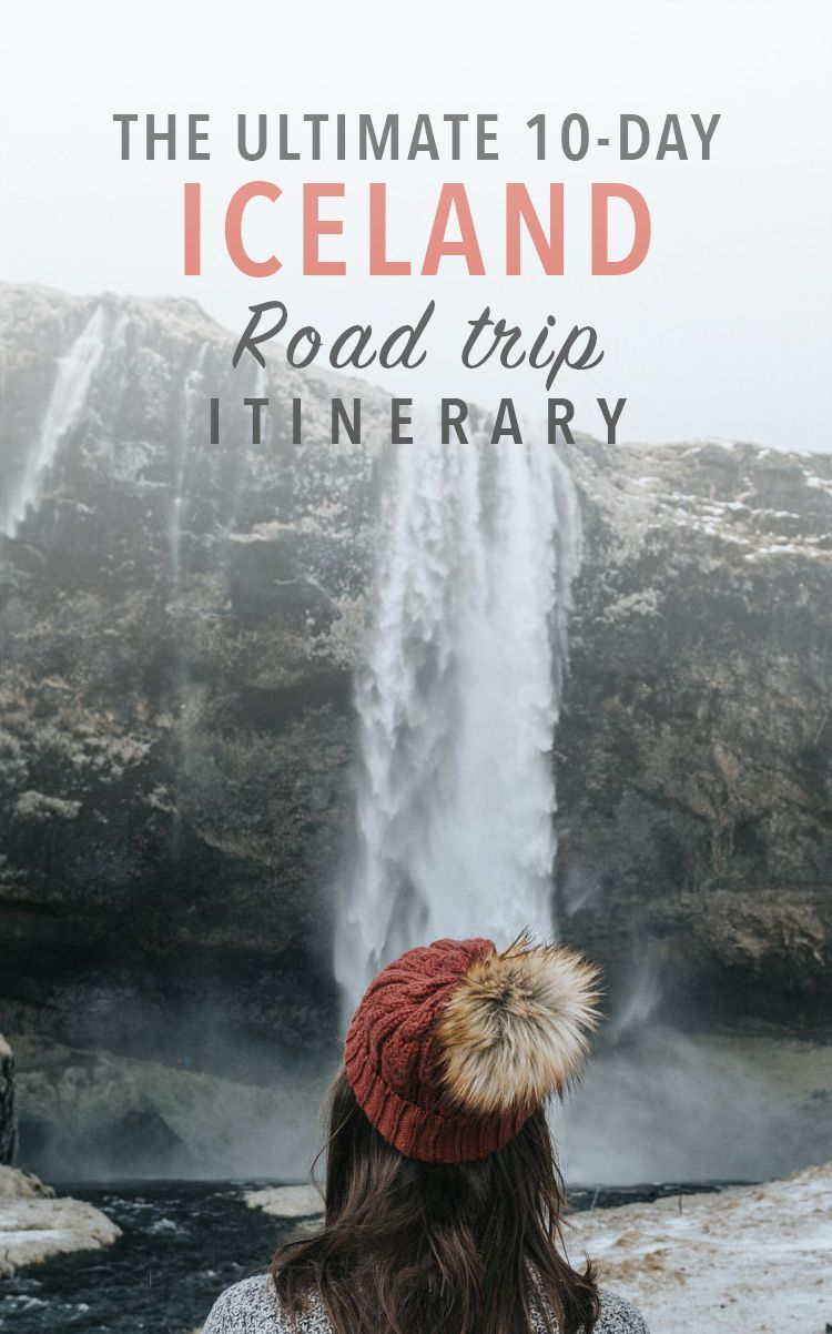 Iceland travel tips & travel guide for a road trip around Iceland's Ring Road. Best Iceland photography spots, tips for what to see and what to eat in this amazing country!