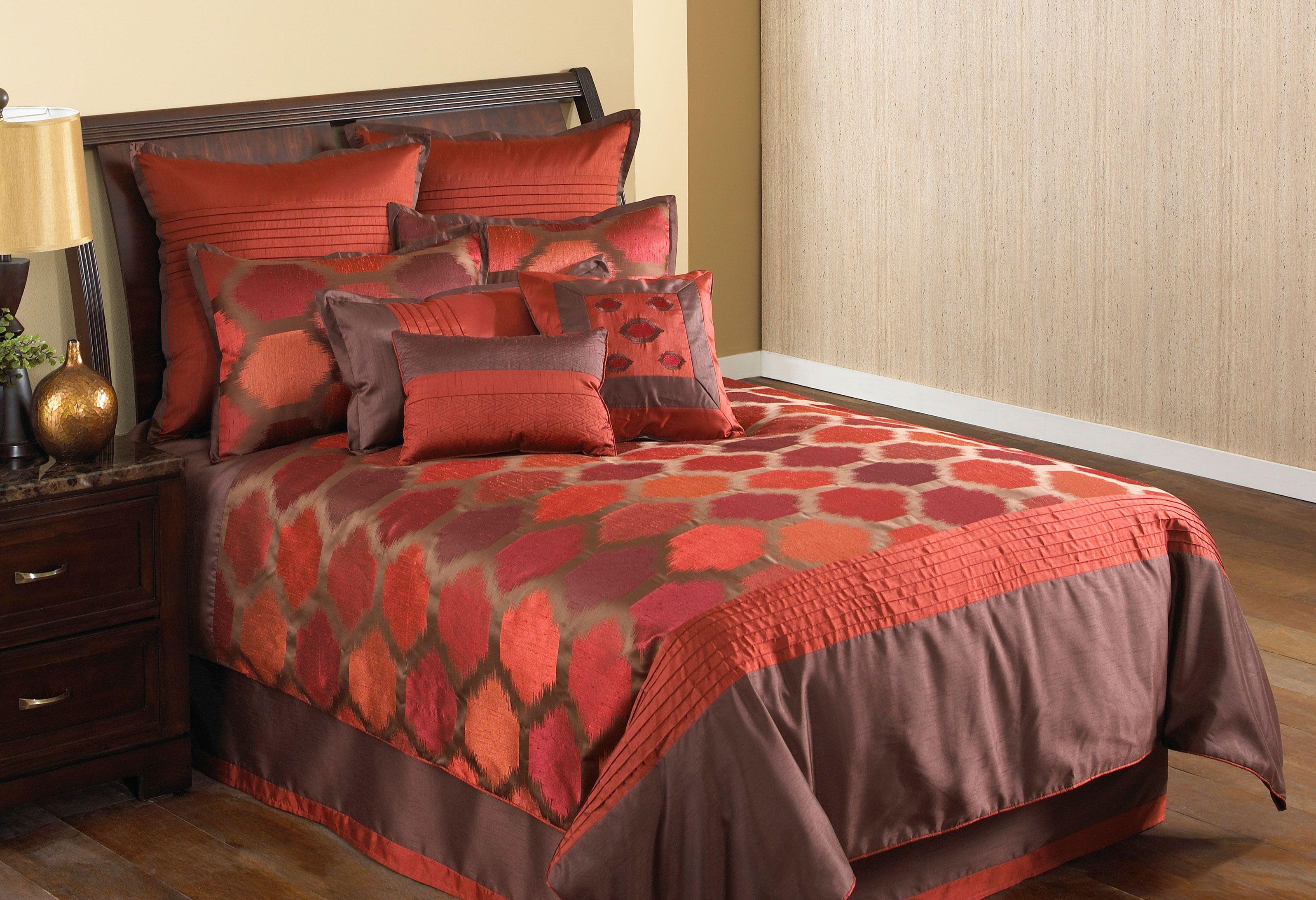 king walnut bedding raurey contemporary size finished and modern baxton bed platform studio storage