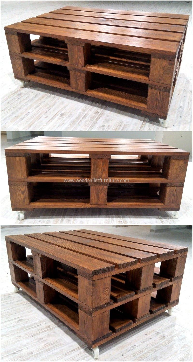 cool ideas for wood pallets upcycling storage pallets and spaces