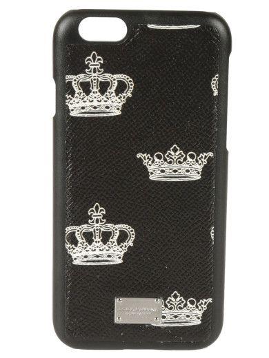 DOLCE & GABBANA Dolce & Gabbana Crown iPhone 6 Case. #dolcegabbana #dolce-gabbana-crown-iphone-6-case