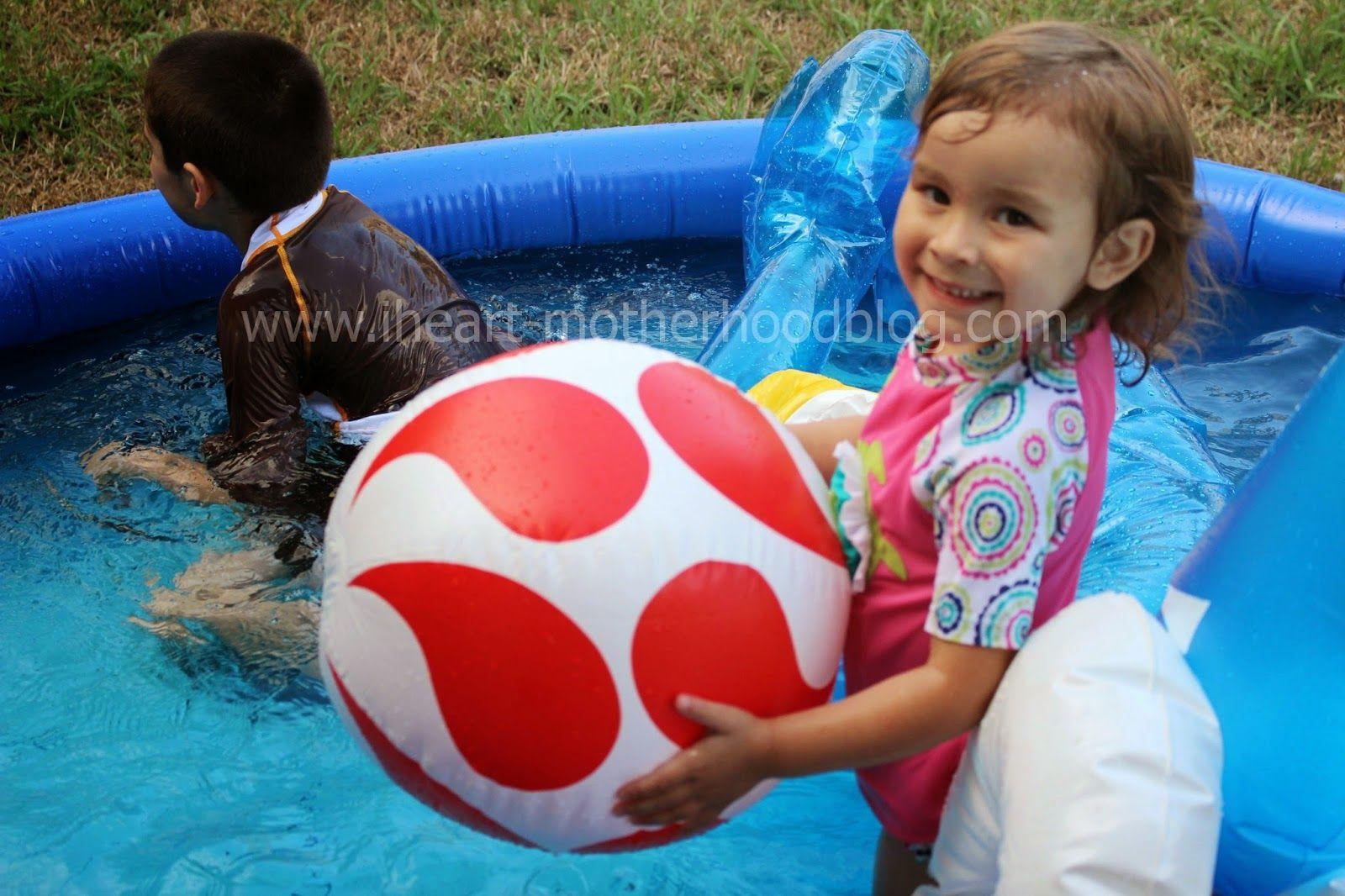 iheart motherhood backyard ocean oasis parenting pinterest