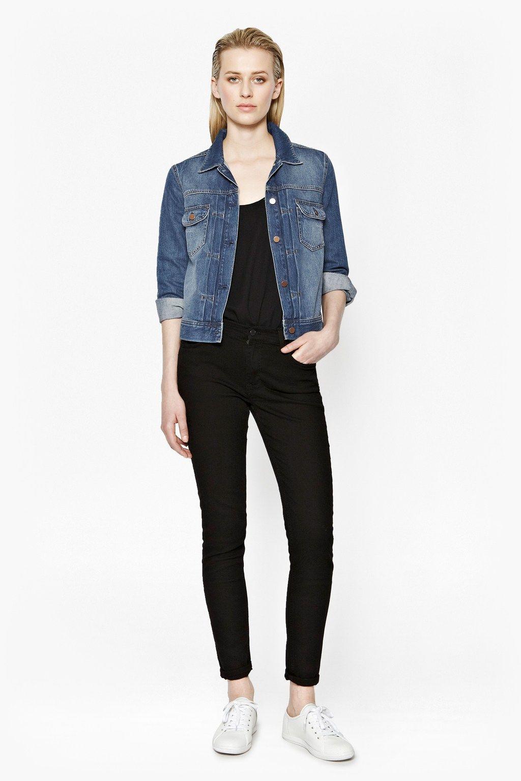 Womens denim jacket buy online india – New Fashion Photo Blog