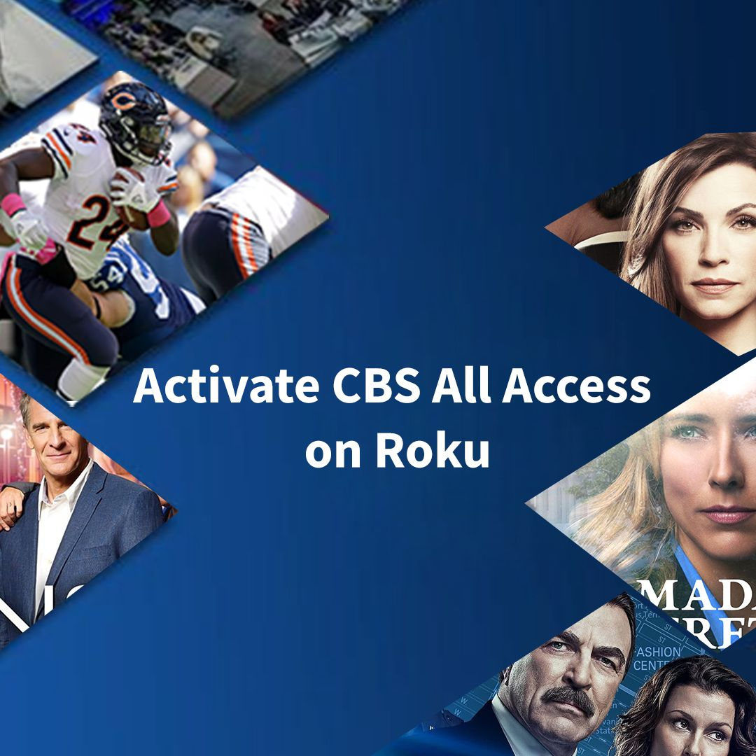 How Can I Activate CBS all access on Roku