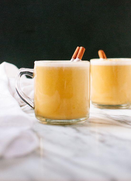 Homemade Pumpkin Chai Latte | Recipe | Farm to Glass ...