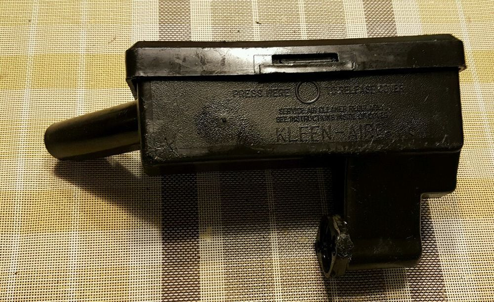 Airfilter Box to fit a TECUMSEH ENGINE Good condition