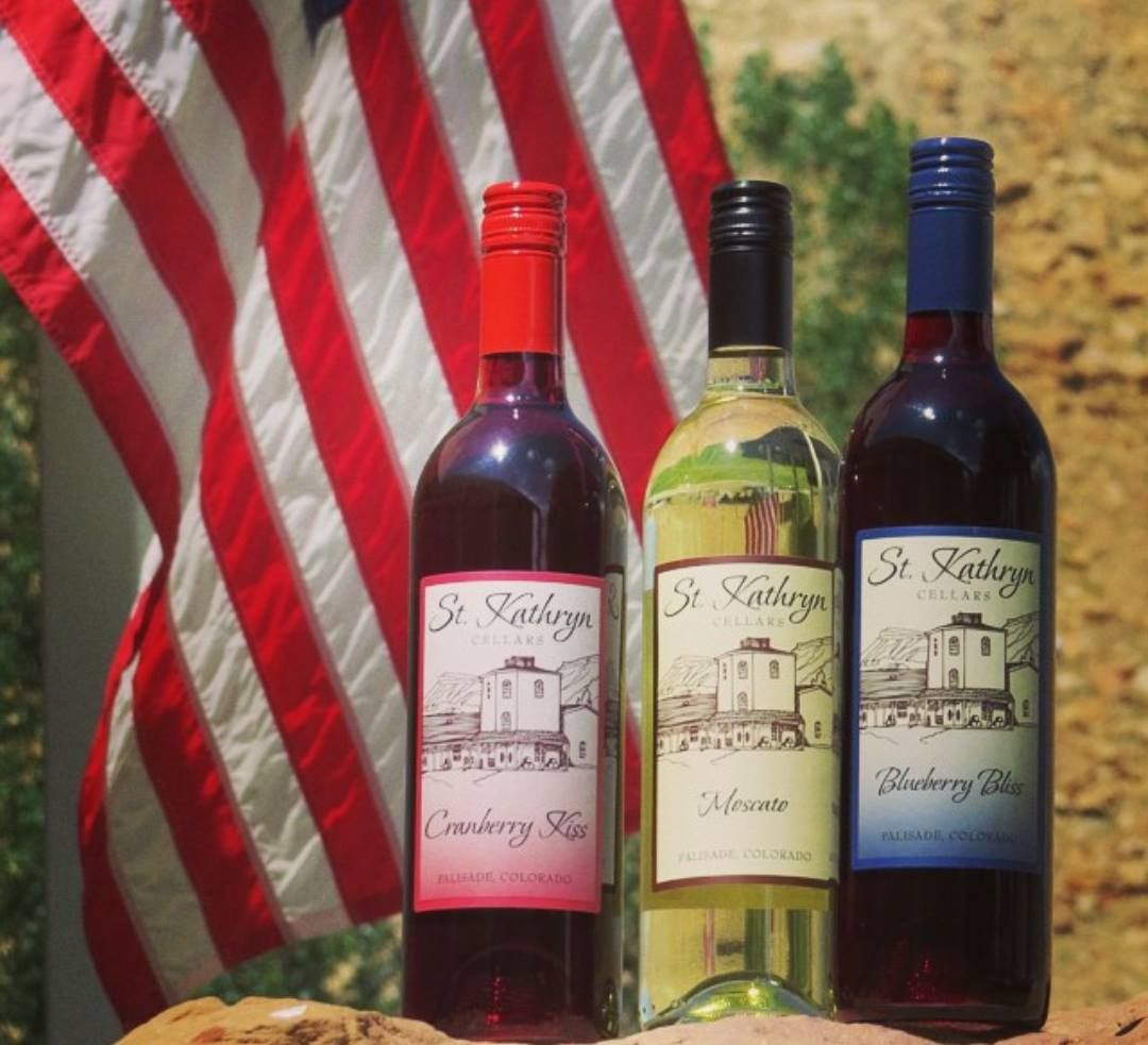 Serve Up Some Red White And Blue This Fourth Of July With Our Wines Made Right Here In The Usa Wine Brands Fruit Wine Wine