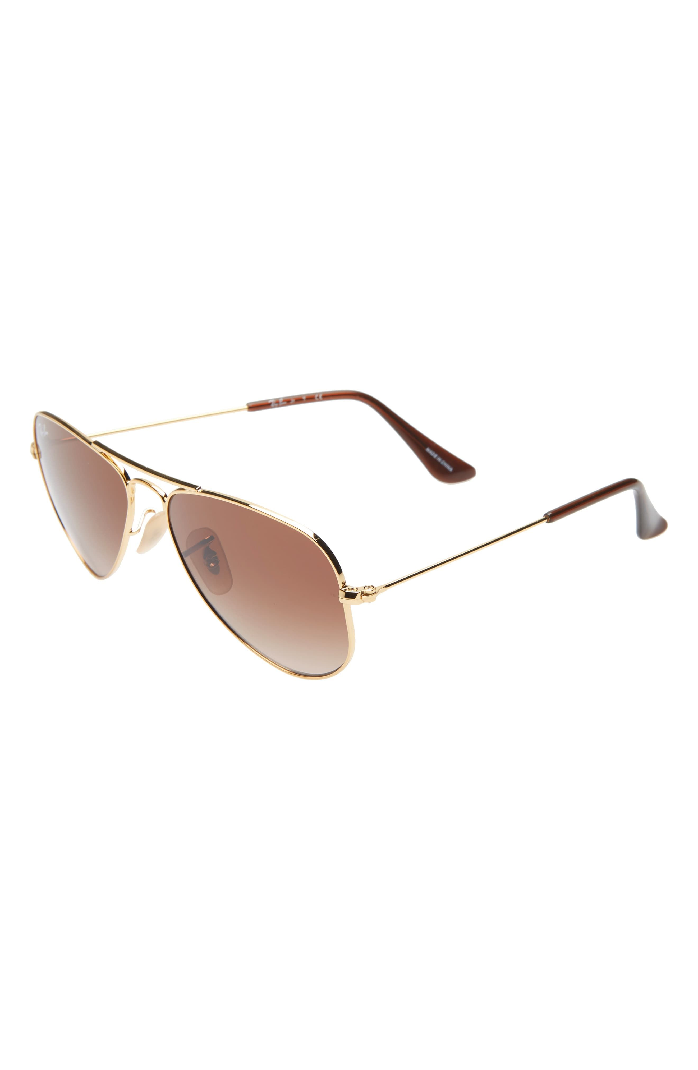 fa32f8fb1cfe Ray-Ban Junior 52mm Aviator Sunglasses in 2019 | Products | Kids ...