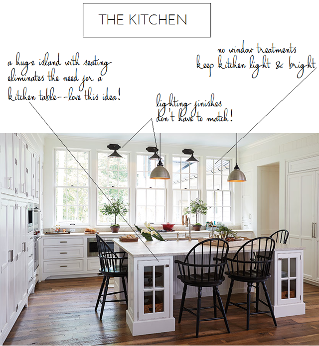 Dissecting the details the 2015 southern living idea house