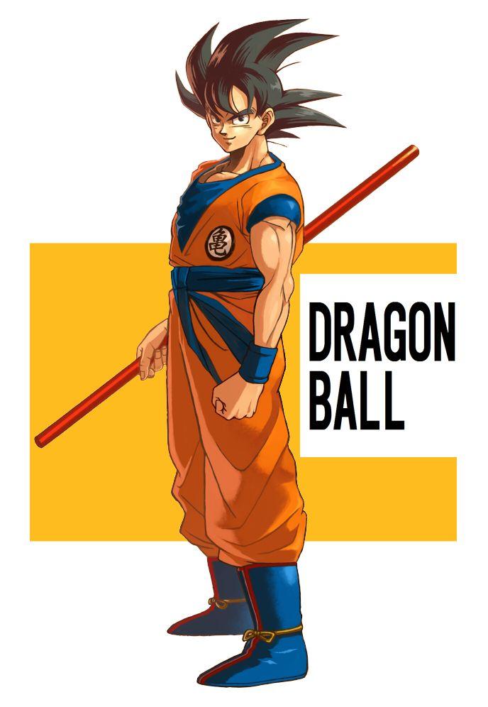 Dragon Ball Z Cartoon Characters : Pinterest the world s catalog of ideas