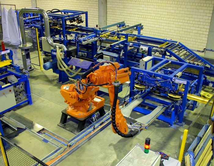 Definition Of Industrial Automation And Robotics Robot
