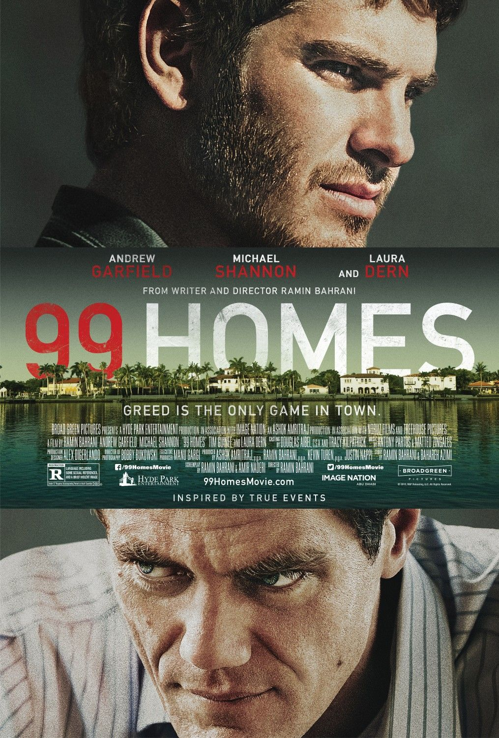 """365 Days of MoviePass Review, Year 3, Movie #325: """"99 Homes"""" (2015) 