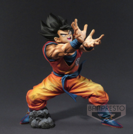 Dragon Ball Legends Legends Collab Pvc Figure Super Saiyajin Gogeta Dragon Ball Dragon Ball Z Legenden