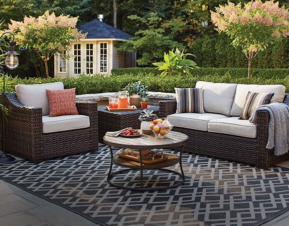 Amazing CANVAS Outdoor Living Collection | Canadian Tire