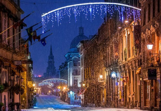 Things to do in Montreal Canada. Tourist attractions ...
