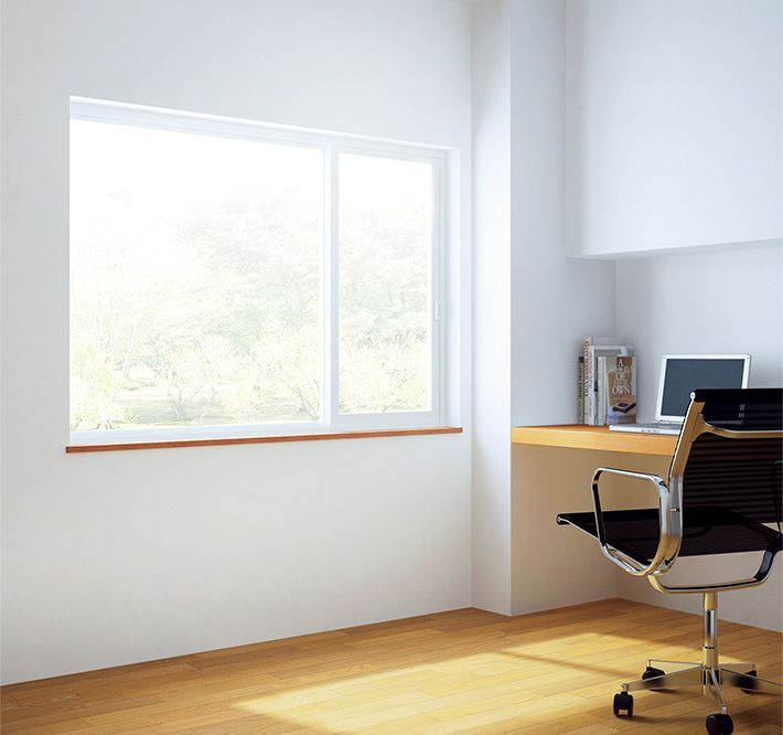 Apw 330 施工例 模様替え リビング 窓 インテリア