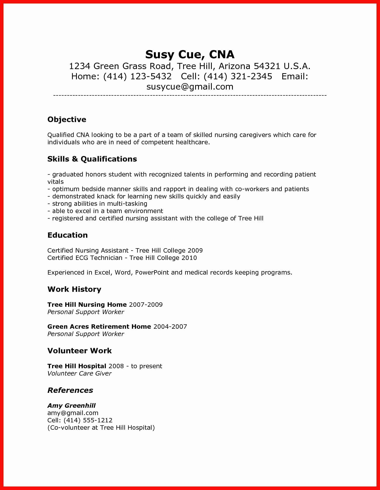 Home Support Worker Cover Letter Unique Aide Child Care