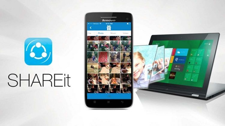 SHAREit For Your Windows / Mac PC – Download And Install   Download
