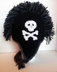 crochet mohawk