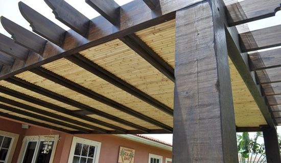 Outdoor Bamboo Shades | Pergola Shade: Pratical Solutions For Every Outdoor  Space