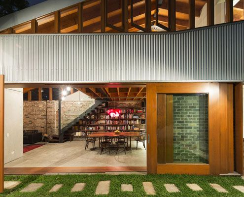 sleeping loft modern shed roof Google Search HOUSE