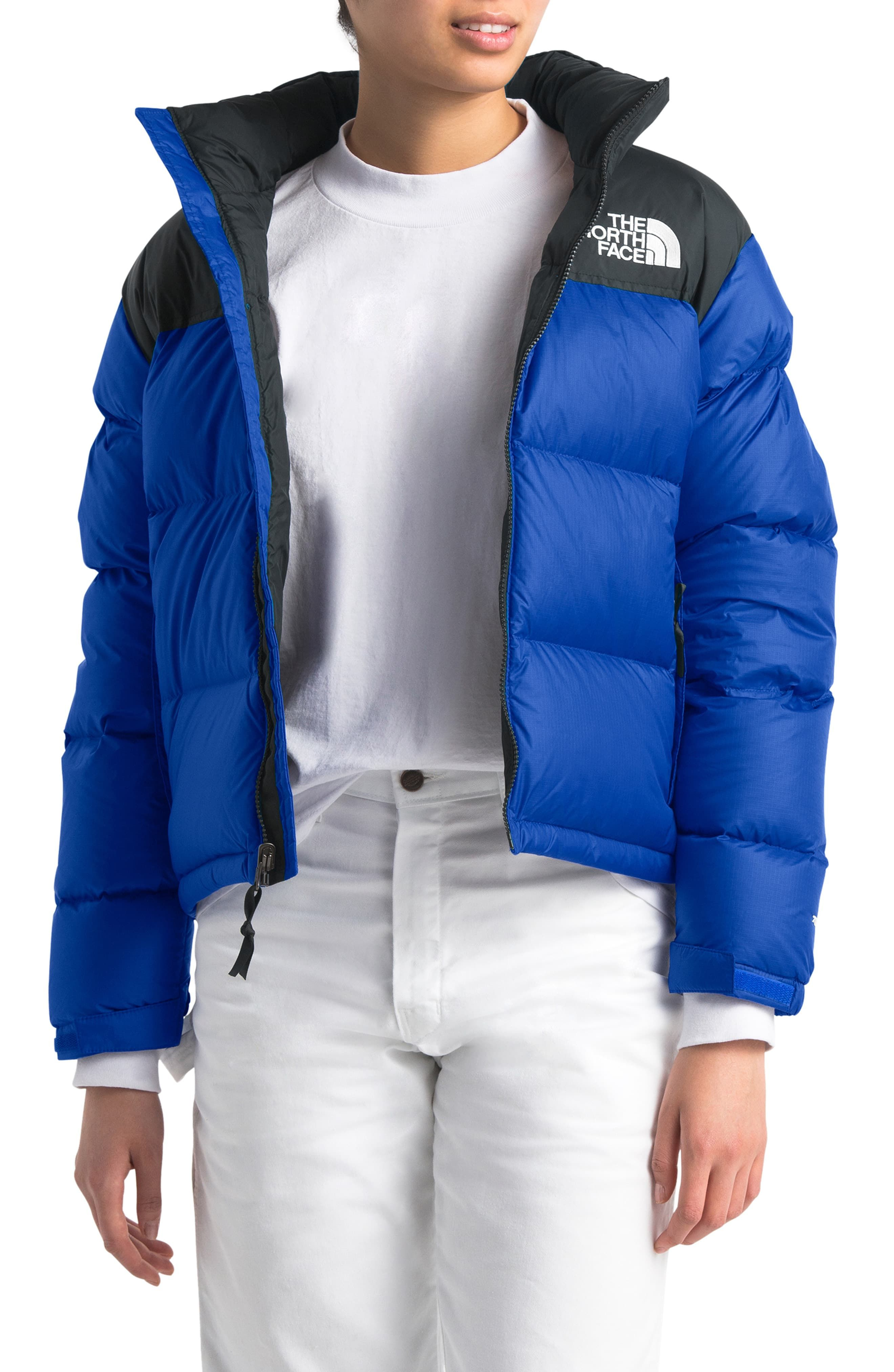 The North Face Nuptse 1996 Packable Quilted Down Jacket Nordstrom North Face Jacket Blue North Face Jacket North Face Jacket Outfit [ 4048 x 2640 Pixel ]