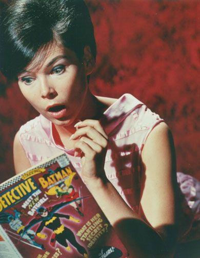Yvonne Craig http://bat-mania.co.uk/main/batgirl/images/batgirl_yvonne_craig.jpg