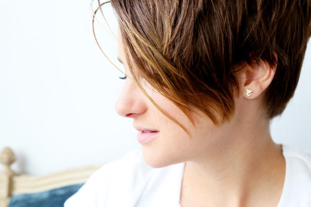 5 Hairstyles For Short Hair Erin Rose: Pin By Erin Gautreaux Guy On I Am My Hair