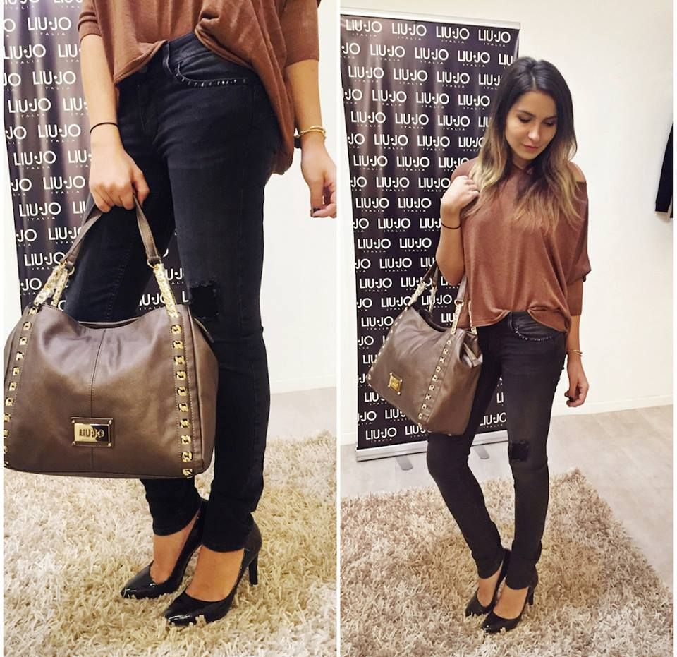size 40 399b6 d49f6 Luxury style with Liu Jo.   OUTFIT   Louis vuitton speedy ...