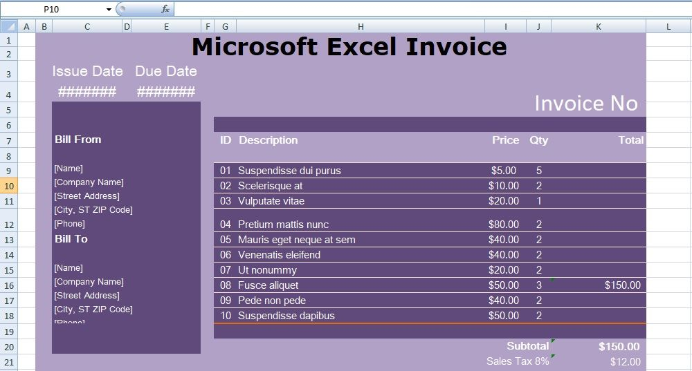 Pin by Techniology on Excel Project Management Templates For - it project business case template