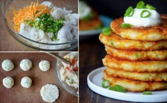 Mash Potato Pancakes Recipes Easy Video Tutorials #potatopancakesfrommashedpotatoes Mash Potato Pancakes Recipes Easy Video Tutorials #potatopancakesfrommashedpotatoes
