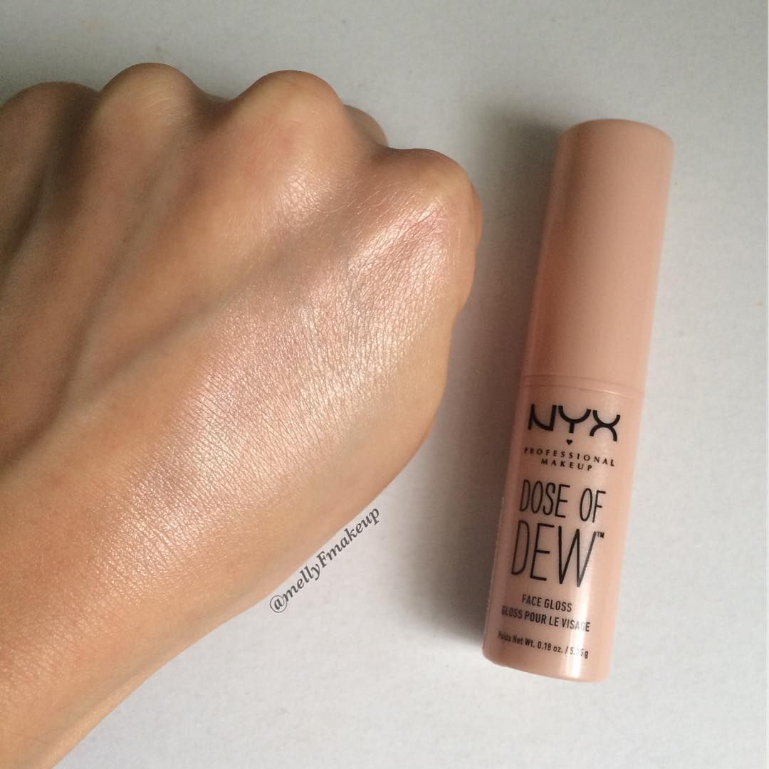 Mel On Instagram Nyx Dose Of Dew Face Gloss This Stuff