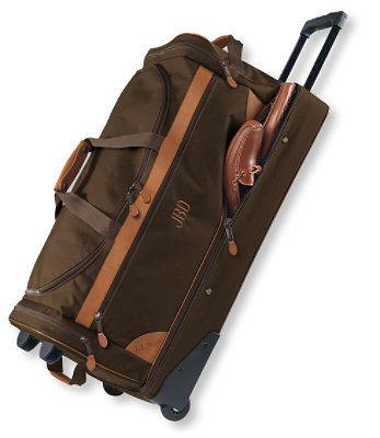Sportsman S Rolling Gear Bag Drop Bottom Extra Large Gear Bag Duffle Bag Travel Bags