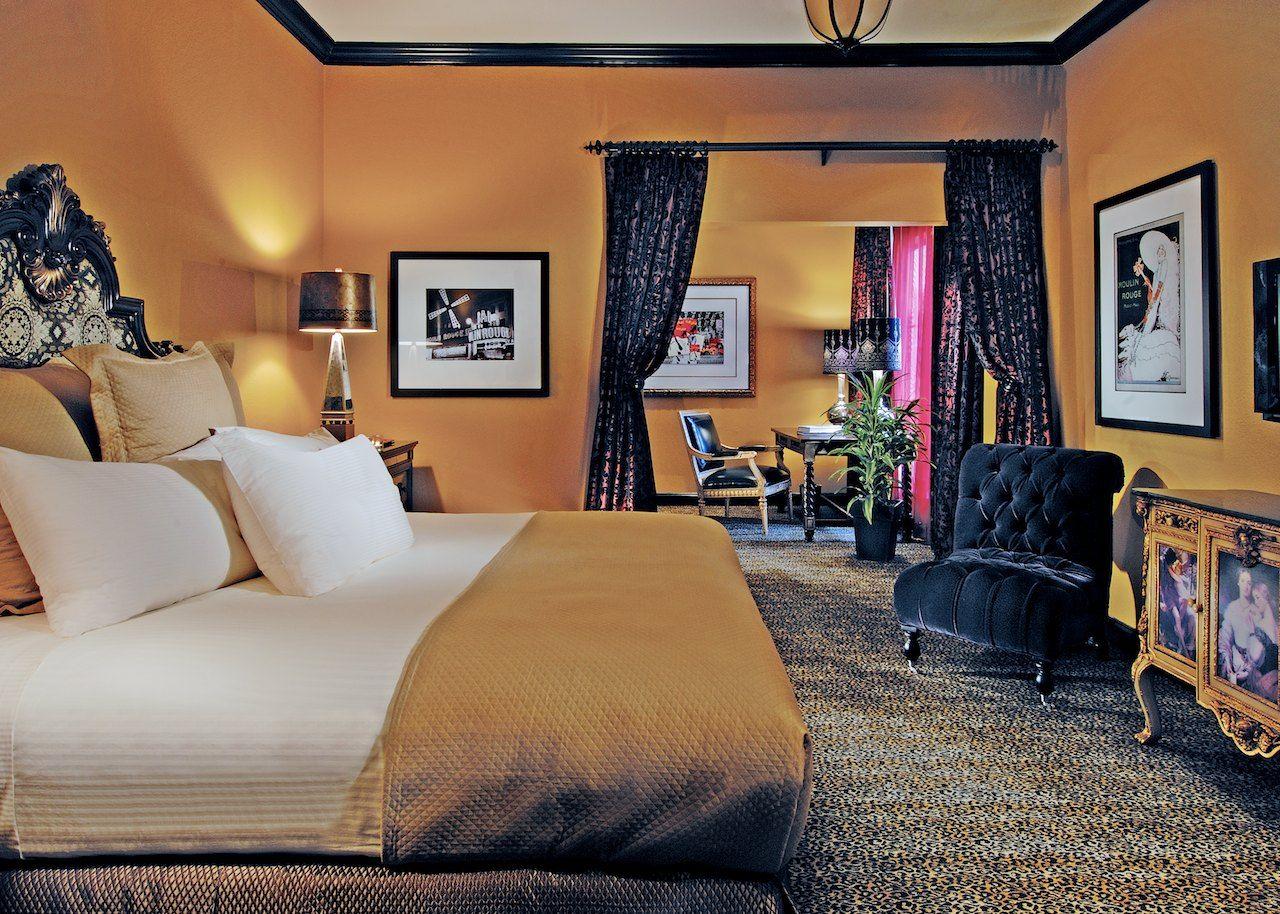 Hotel ZaZa Dallas Concept Suite Villa Champagne