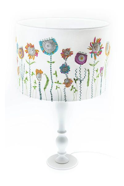 6 Best Ideas Lamp Shades Handmade Paper Colorful Lamp