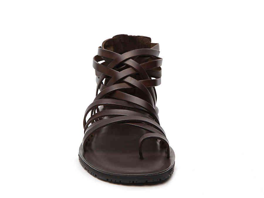 dce39f720bb1 Mercanti Fiorentini Gladiator Sandal Men s Shoes