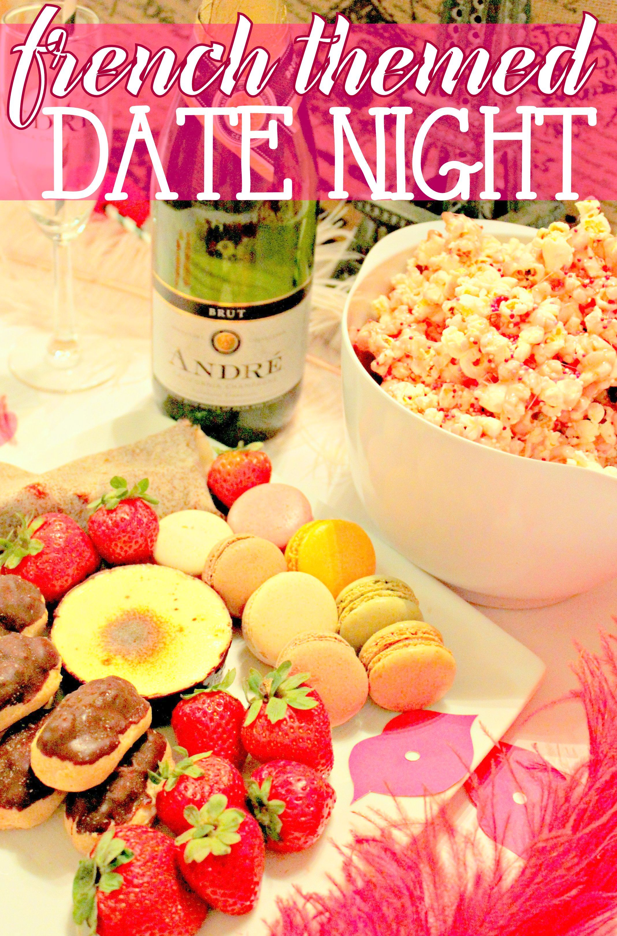 French -Themed Date Night with Andre Champagne # ...