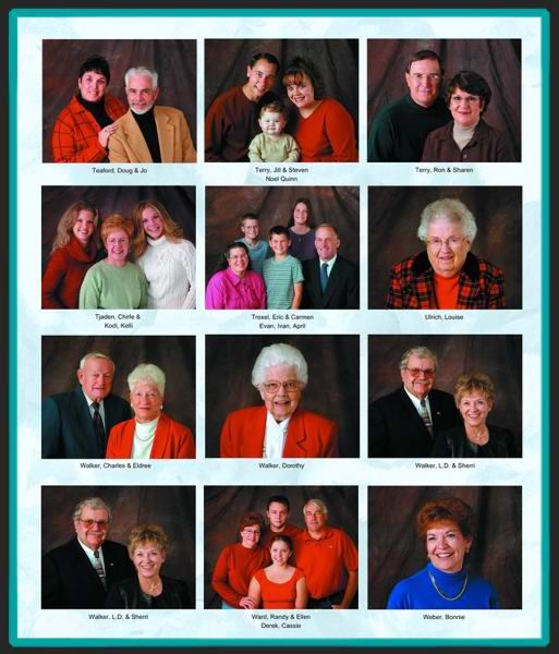 church picture directory photos   Sample Church Directory Page ...