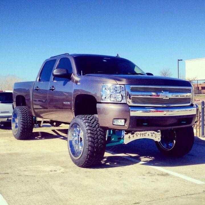 Full Throttle Suspension Fresno Ca Chevy Silverado Pickups Lifted Trucks