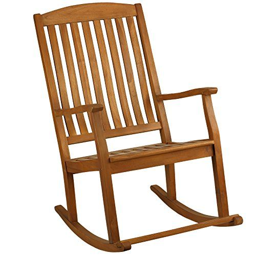 Groovy Bare Decor Large Rocking Chair In Teak Wood Indoor Or Bralicious Painted Fabric Chair Ideas Braliciousco