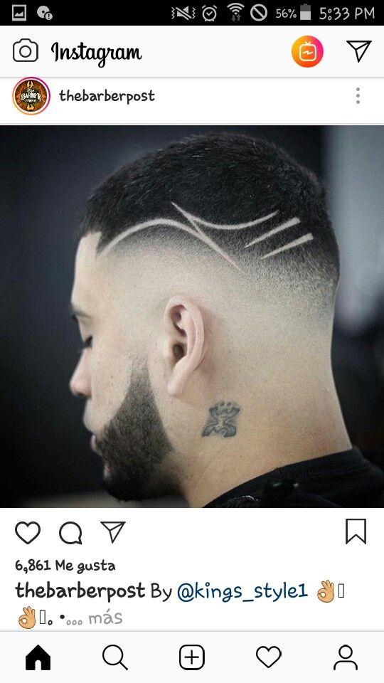 Grecas haircut Listras no cabelo masculino Listras no cabelo Cabelo masculino