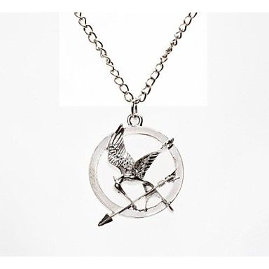 The+Hunger+Games+Punk+Necklace+Mini+Edition(1+Pc)+–+USD+$+1.79