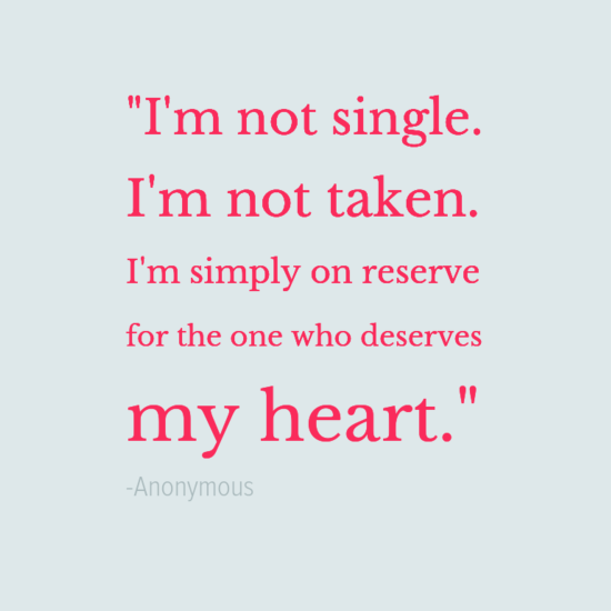 27 Quotes About Why You Should Never Be Ashamed Of Being Single ...