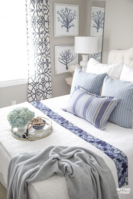 Best 7 Simple Summer Bedroom Decorating Ideas Summer Bedroom 400 x 300