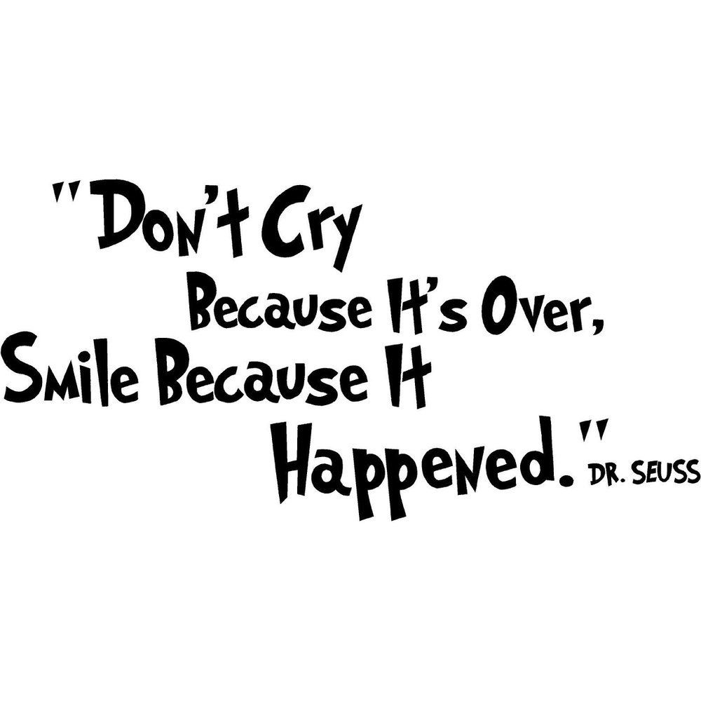 A fovourite Dr Seuss quote | Great expressions | Yearbook ...