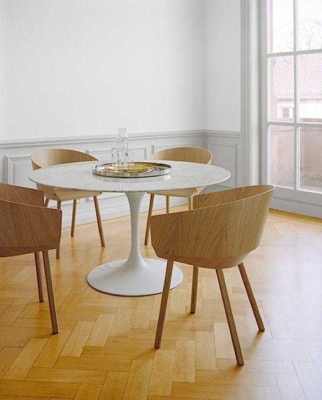 tavola rotondo allungabile - Cerca con Google | tavolo marmo ...