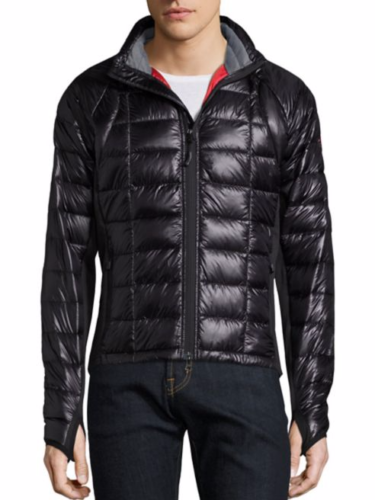 Canada Goose Hybridge Lite Slim Fit Packable Jacket Men 039 S Black Size 2xl Packable Jacket Men Packable Jacket Jackets