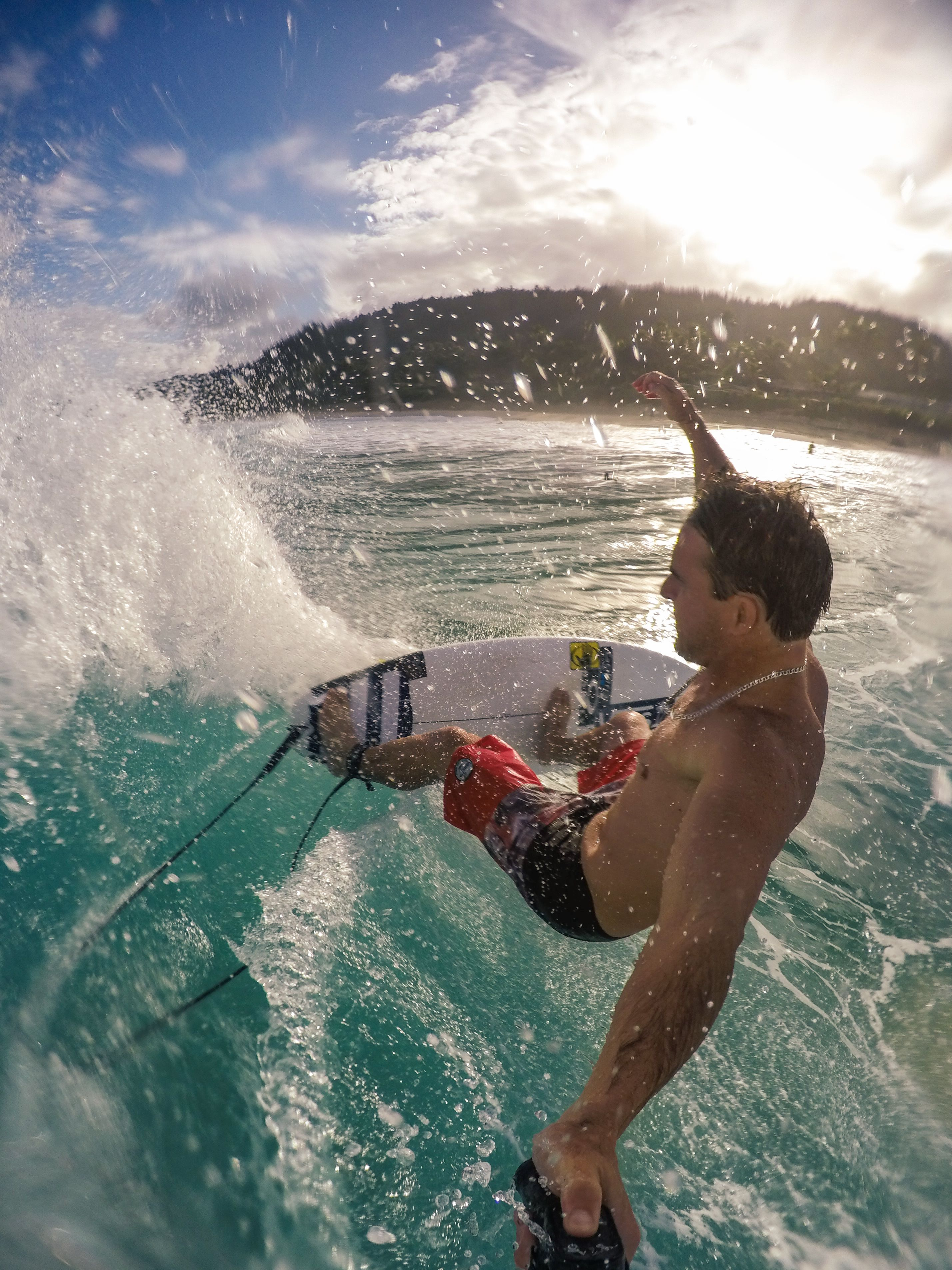 It's always summer in Hawaii! #GoPro