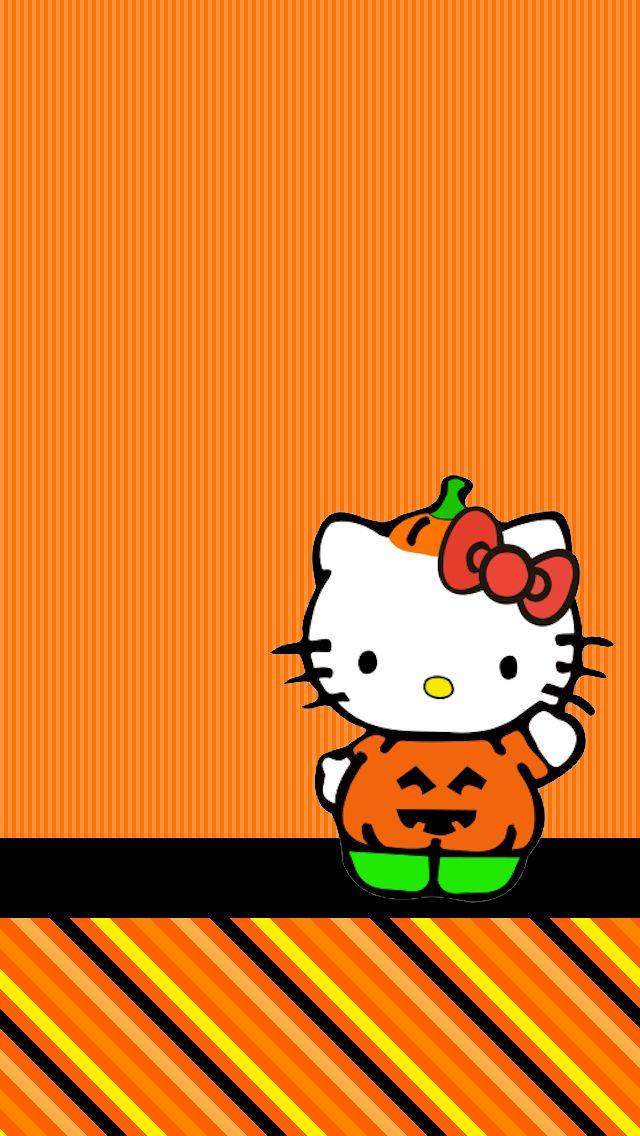 Luvnote2 Blogspot Com Hello Kitty Halloween Hello Kitty Wallpaper Hello Kitty