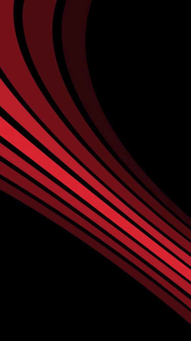 Red Iphone Wallpaper 1 Jpg 750 1334 Wallpaper Hitam Wallpaper Merah Wallpaper Iphone